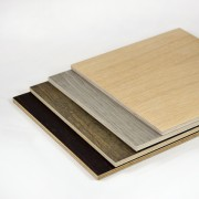 Wooden cover material