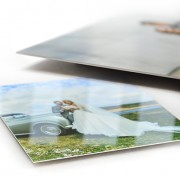 Printing on aluminium