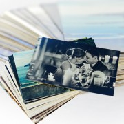 Printing on Fuji paper
